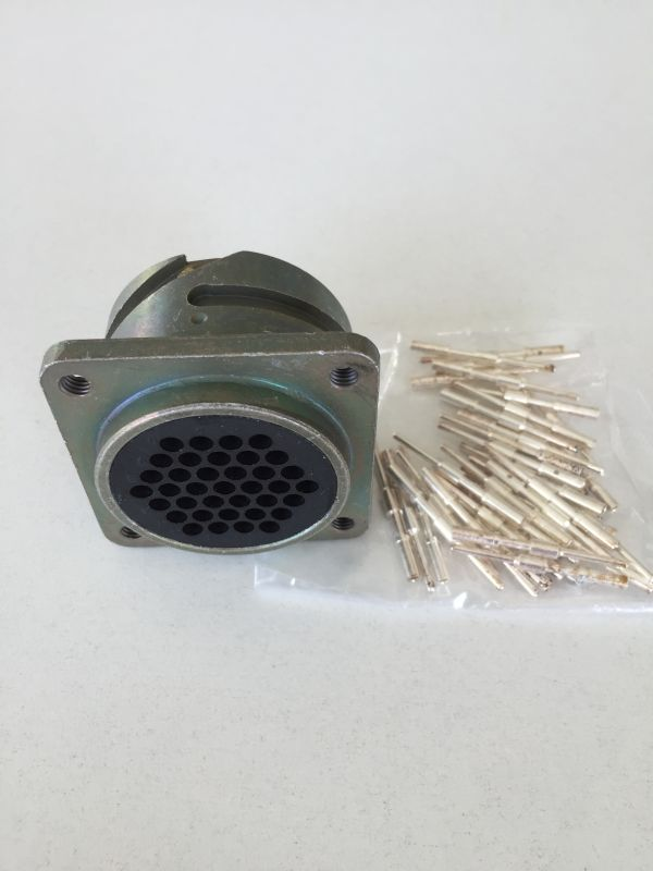 CONNECTOR, RECEPTACLE, ELECTRICAL